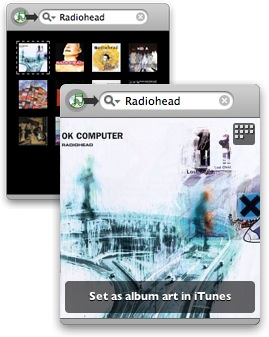amazon album art widget itunes mp3