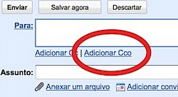 gmail cco