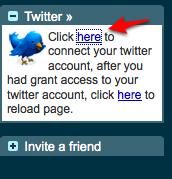 gmail twitter gadget