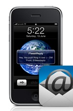 iphone push Syncode - Apps - iTweetReply