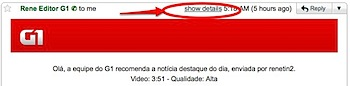 Cristo Redentor RJ email gmail show details