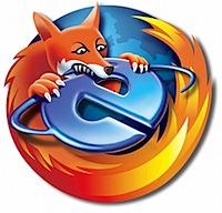 firefox eats internet explorer