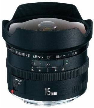 canon 15mm fish eye