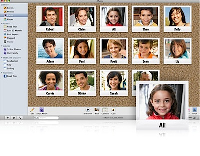 iphoto face recognition