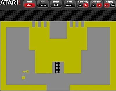 Atari Arcade | Adventure
