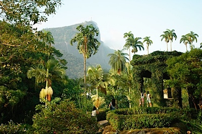 Photoshop jardim botanico antes