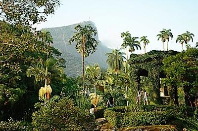 Photoshop jardim botanico depois