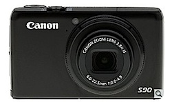 Canon PowerShot S90 Digital