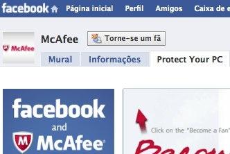 Facebook - McAfee