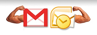 outlook gmail battle