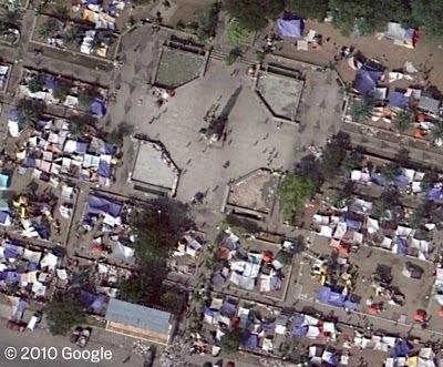 porto principe haiti google satelite 2