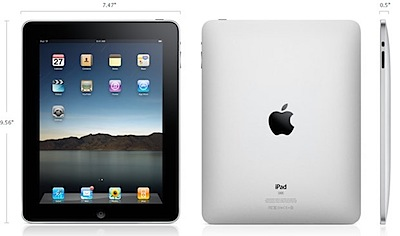 Apple - iPad - Technical specifications and accessories for iPad