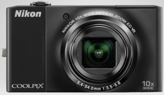 COOLPIX S8000 from Nikon