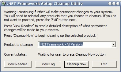 net framework utility