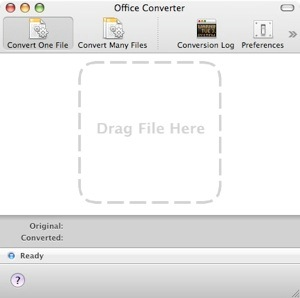 microsoft office open xml file format converter