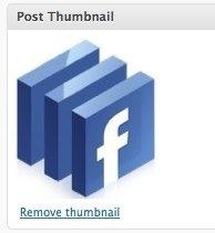 wordpress post thumbnail remove