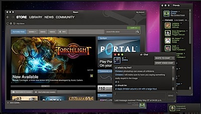 Steam-The Ultimate Online Game Platform