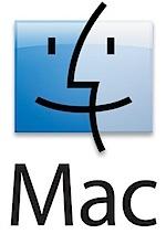 mac logo faces