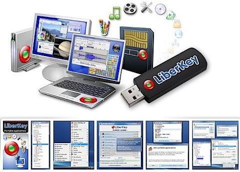 LiberKey - Portable Applications