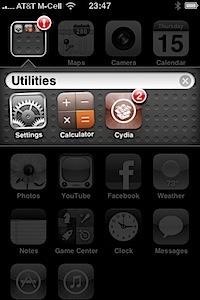 iphone os 4 cydia