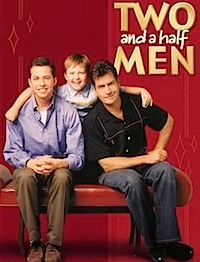two half men poster