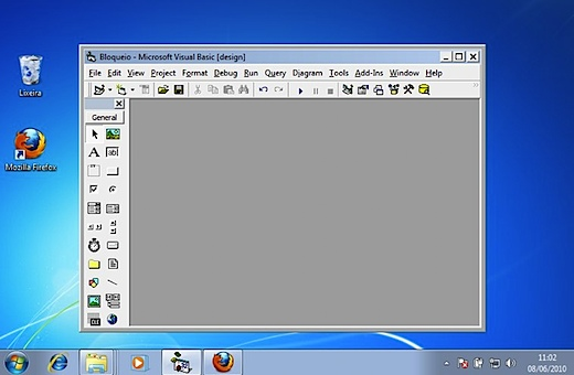 windows 7 visual basic 6