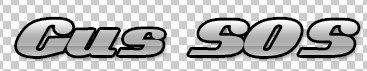 Photoshop logo gus sos brasil
