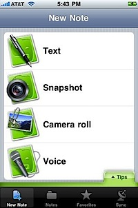 Evernote for iPhone, iPod touch, and iPad on the iTunes App Store.jpg