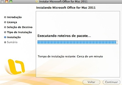 install mac office 2011