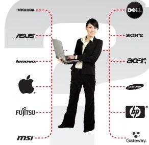 notebook brands marcas