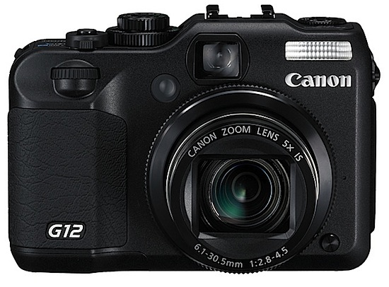canon g12 front