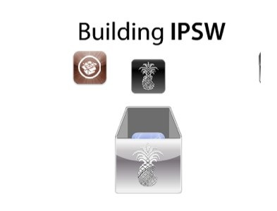 PwnageTool building ipsw