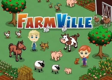 farmville cow pigs