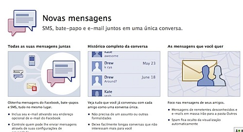 facebook novo email gmail