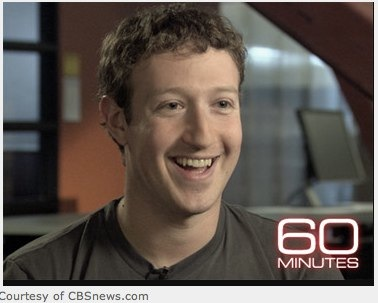 Mark Zuckerberg's 60 Minutes Interview