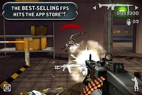 battlefield bad company 2 iphone