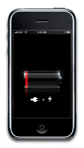 iphone dead battery
