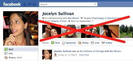 novo perfil facebook fotos marcadas