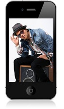 201101 bruno mars iphone