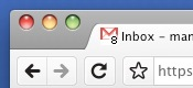 gmail unread icon tab