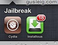jailbreak cydia installous