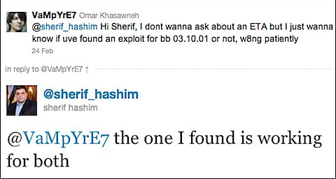 sherif hashim hacker iphone 4 ios4.3