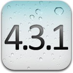 ios 4.3.1 download logo