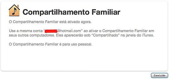 iTunes compartilhamento familiar concluido.jpg