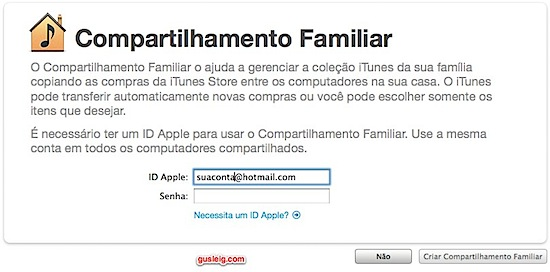 iTunes id apple compartilhamento familiar.jpg
