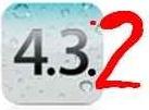 ios 4.3.2 logo