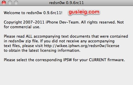redsn0w 0.9.6rc11 mac os x jailbreak ios 4.3.1.jpg