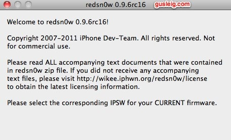 redsn0w 0.9.6rc16 browse