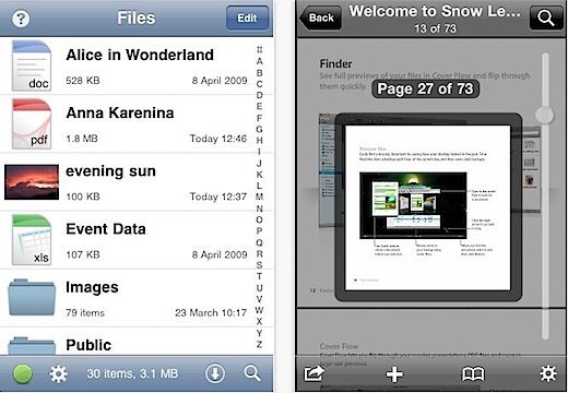 Files Pro _ Document Reader for iPhone, iPod touch, and iPad.