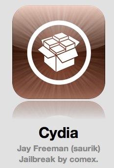 JailbreakMe 3.0 cydia logo